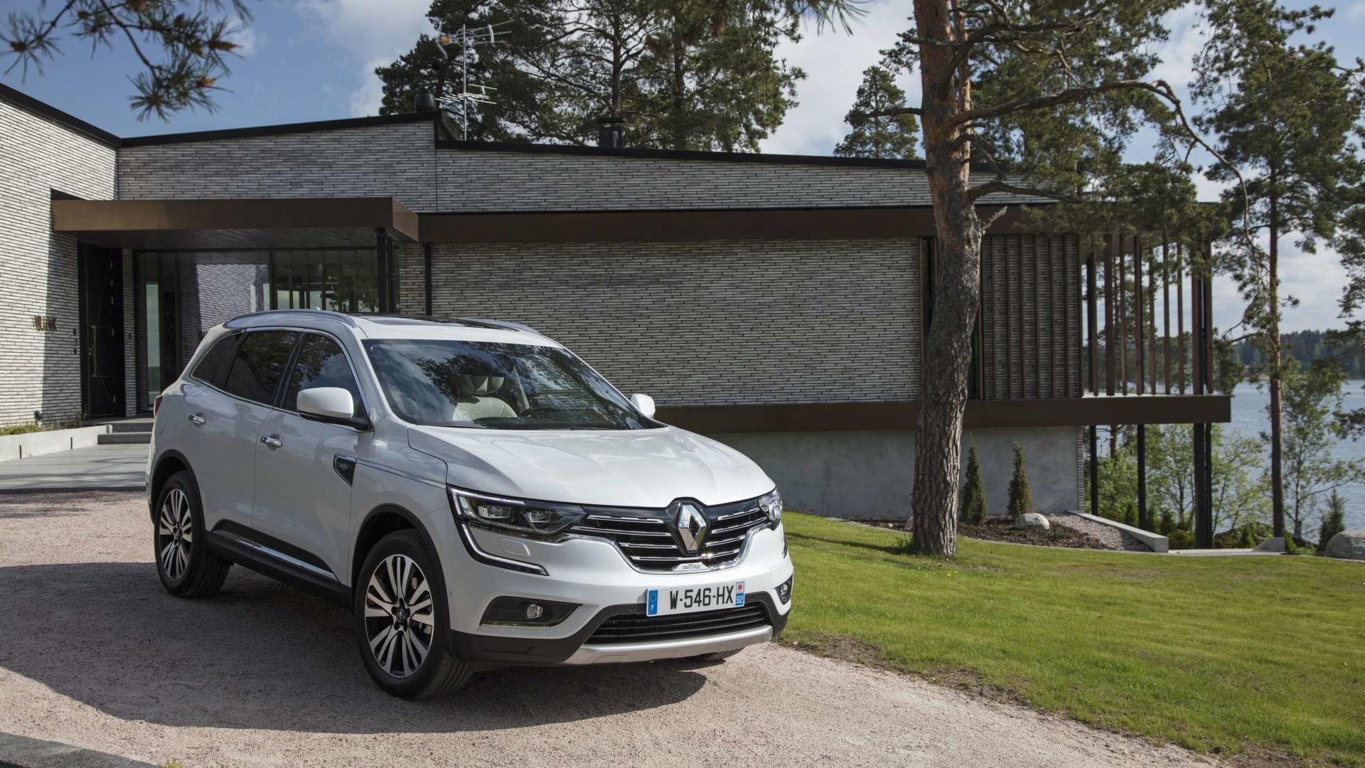 2017 Renault Koleos review: Fine car, but not class best