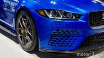 Jaguar XE SV Project 8 Goodwood 2017