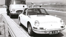 Porsche 911 Police Car