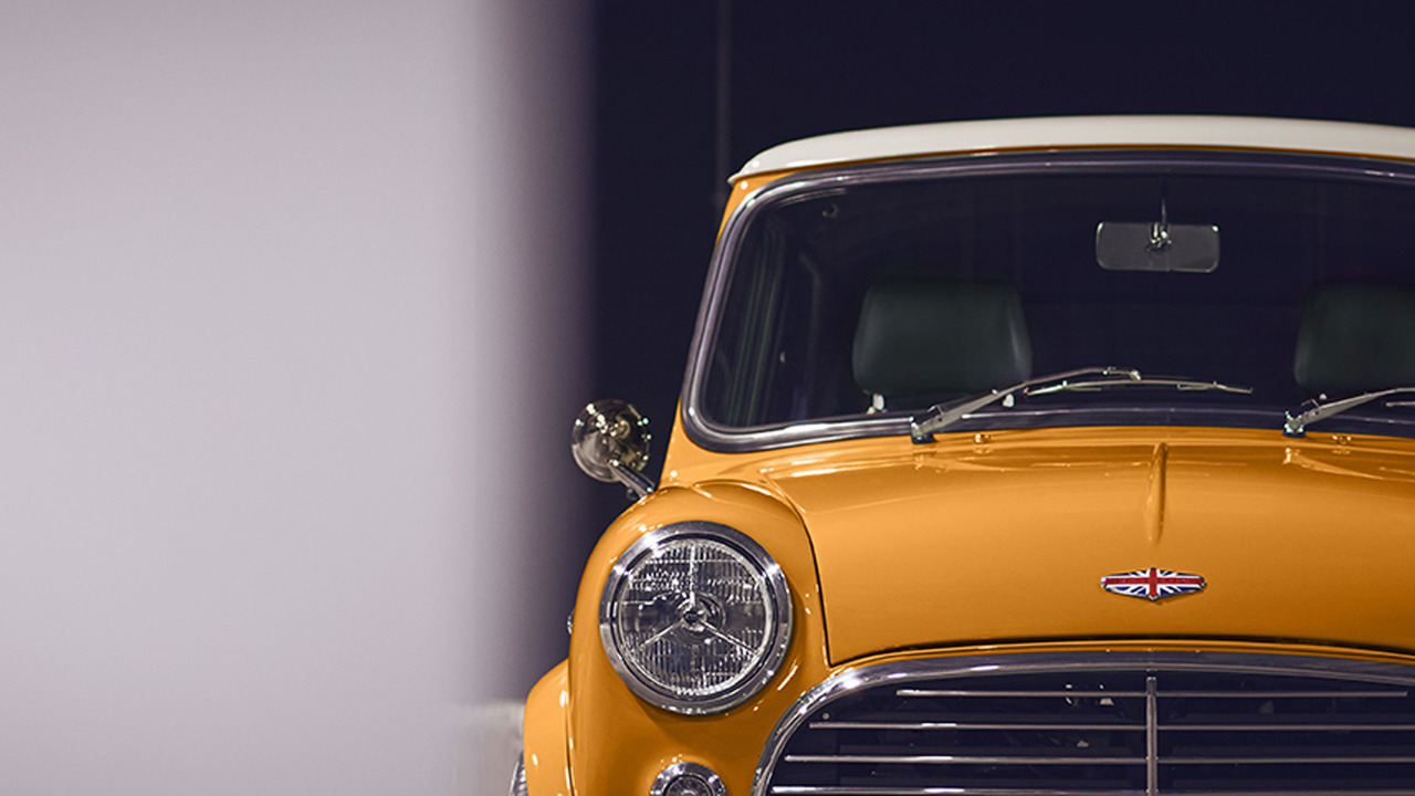 David Brown Mini