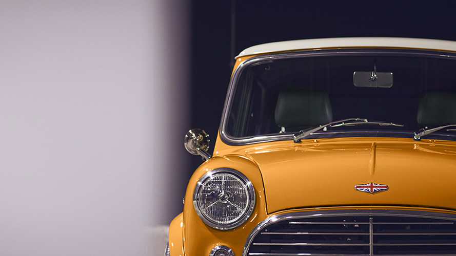 Classic Mini Reborn – With A £50k Price Tag