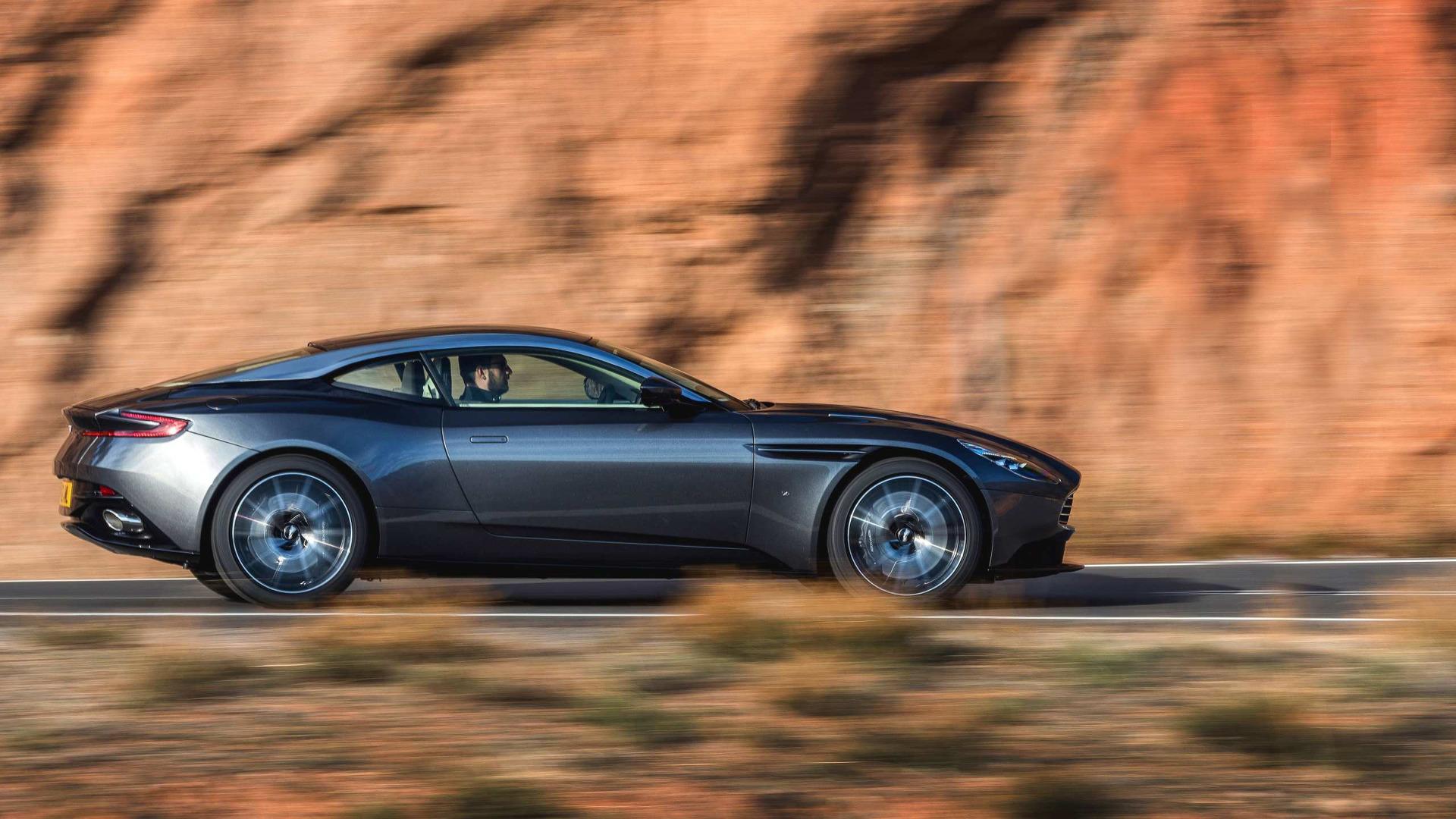 2017 Aston Martin Db11 Review 2017 q by aston martin db11 2