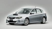 Subaru Impreza five-door diesel