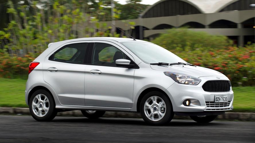 Ford Ka, Ranger e EcoSport têm descontos de até R$ 32 mil em junho