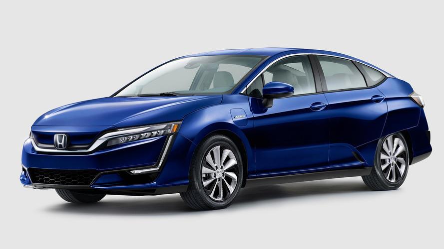 Honda Finally Confirms Discontinuation Of Clarity Electric