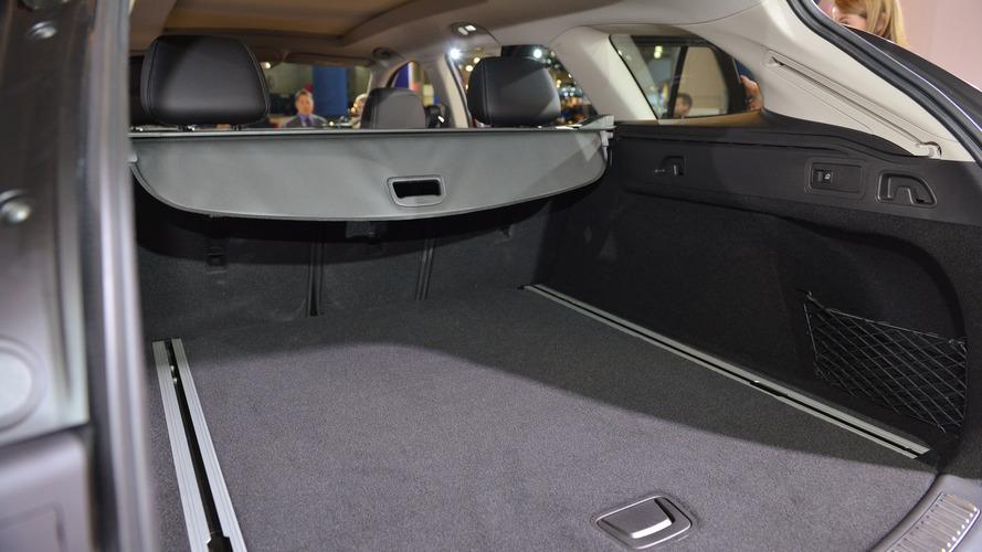 2018 Buick Regal TourX - New York 2017
