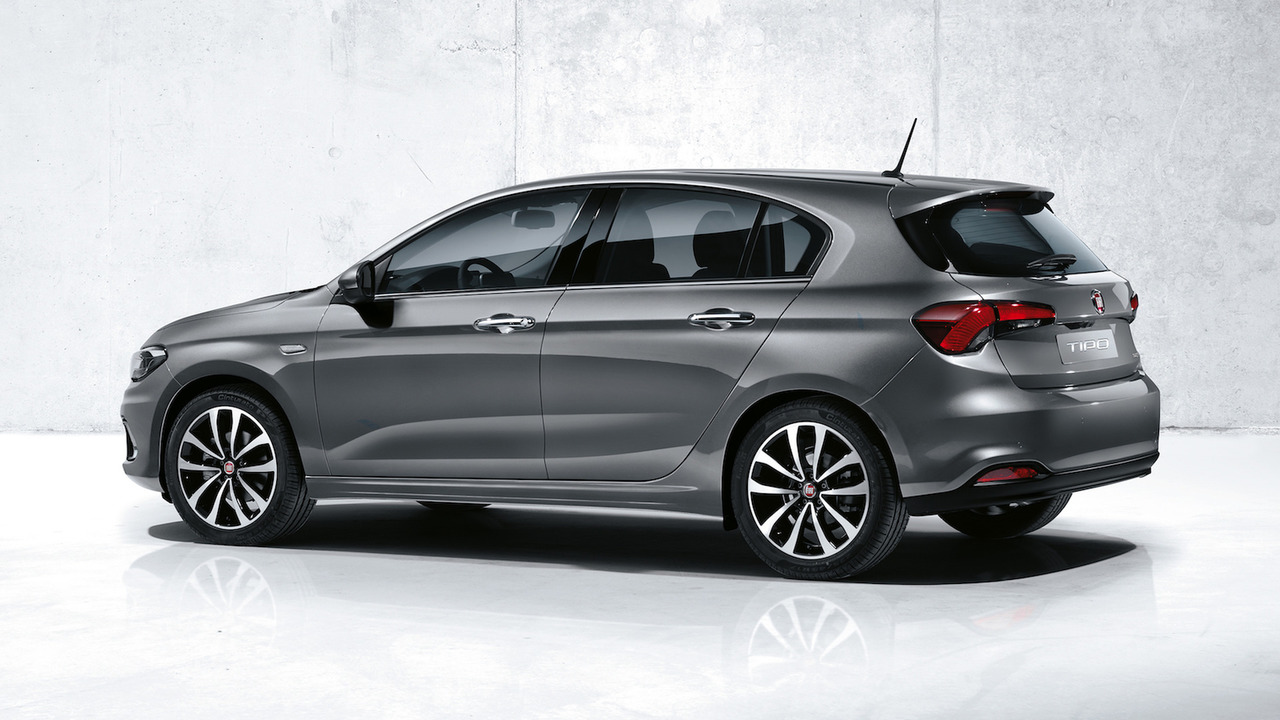 Fiat Tipo 2017 automático DDCT