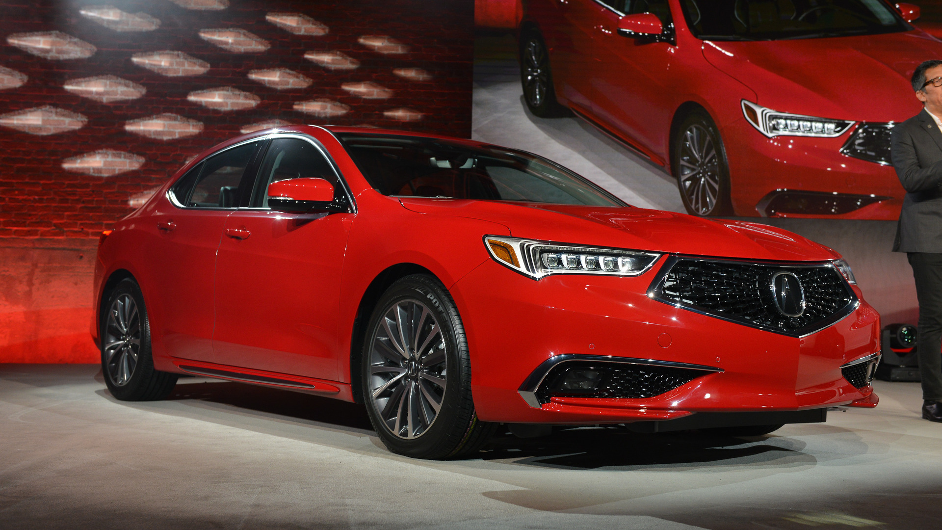 2018 Acura Tlx Gets An Aggressive New Look Loads Of Added Tech