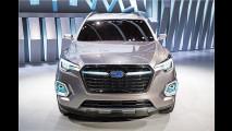 Fette Attacke von Subaru