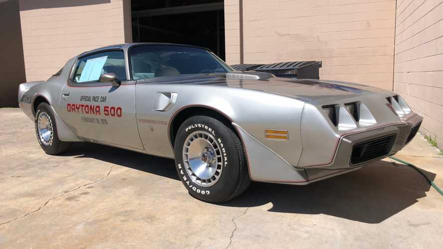 This Rare Trans Am Is The Muscle Car's Greatest Hits Album