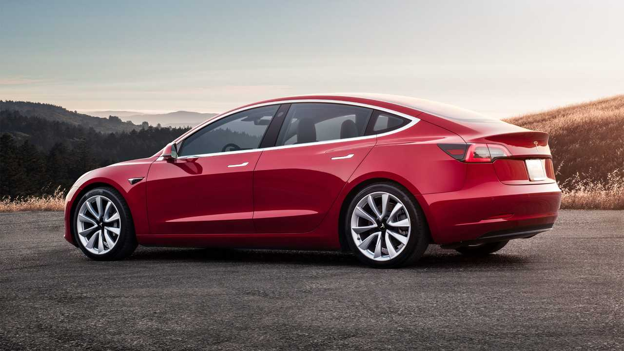 Tesla Model 3 Top-Selling Car Of Any Kind In Three Euro Markets