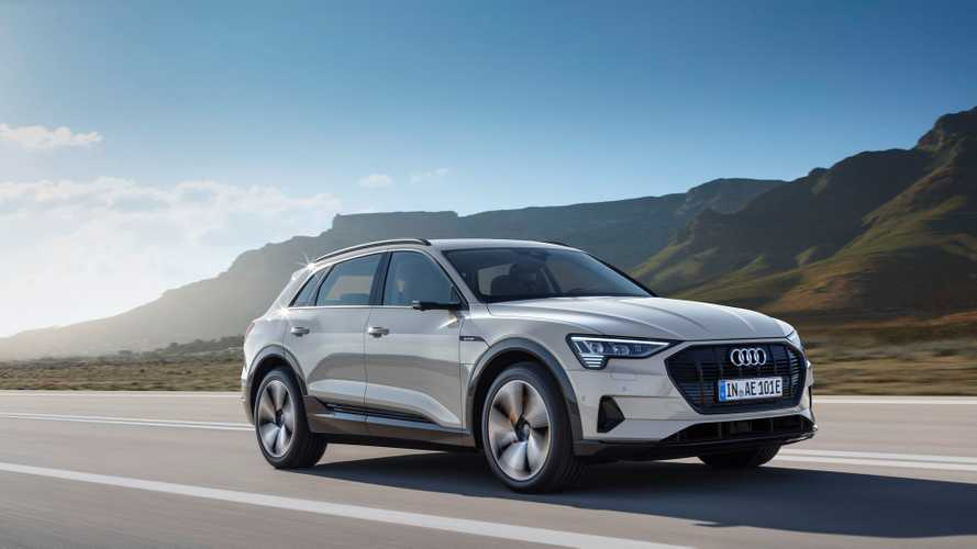 Audi E-Tron Gets New Incentives Ahead Of U.S. Deliveries