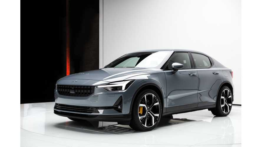 Polestar Qualifies For Own 200,000 Federal Tax Credit Without Volvo