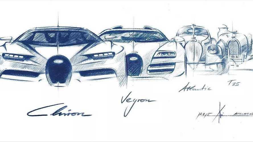 Bugatti, è nato prima l'uovo o il… cavallo?