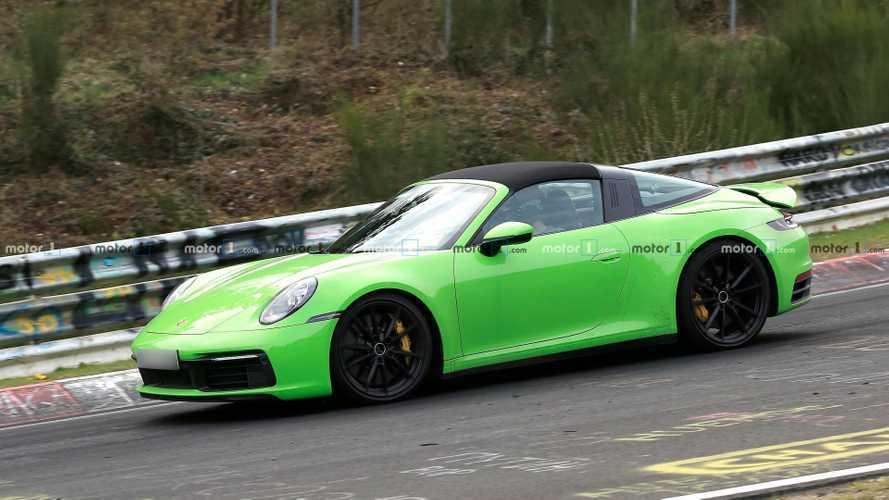 La prochaine Porsche 911 Targa est bientôt prête