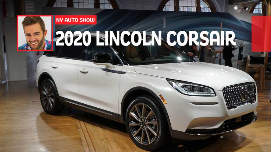 Video: 2020 Lincoln Corsair Has Big Style In A Small Package