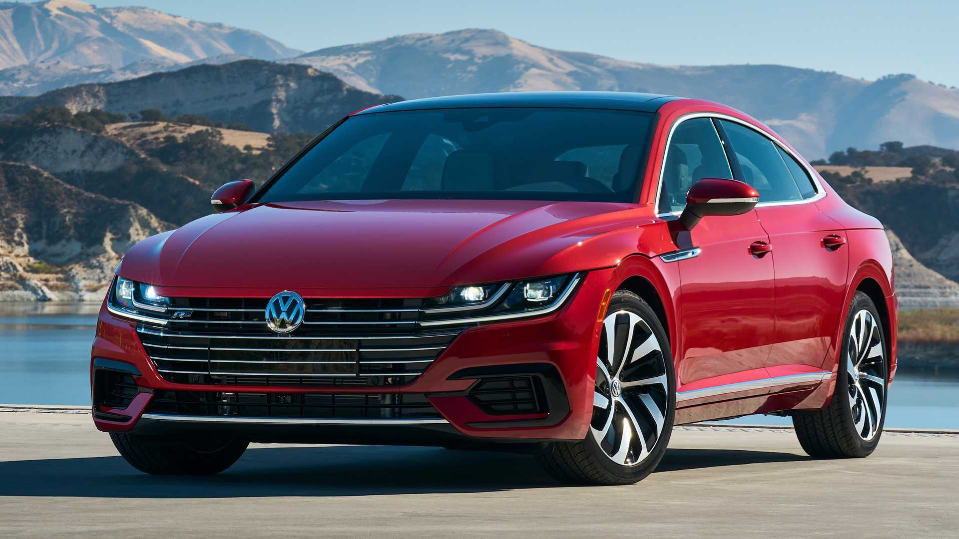 2019 Volkswagen Arteon 4Motion First Drive: Arty In The U.S.A.