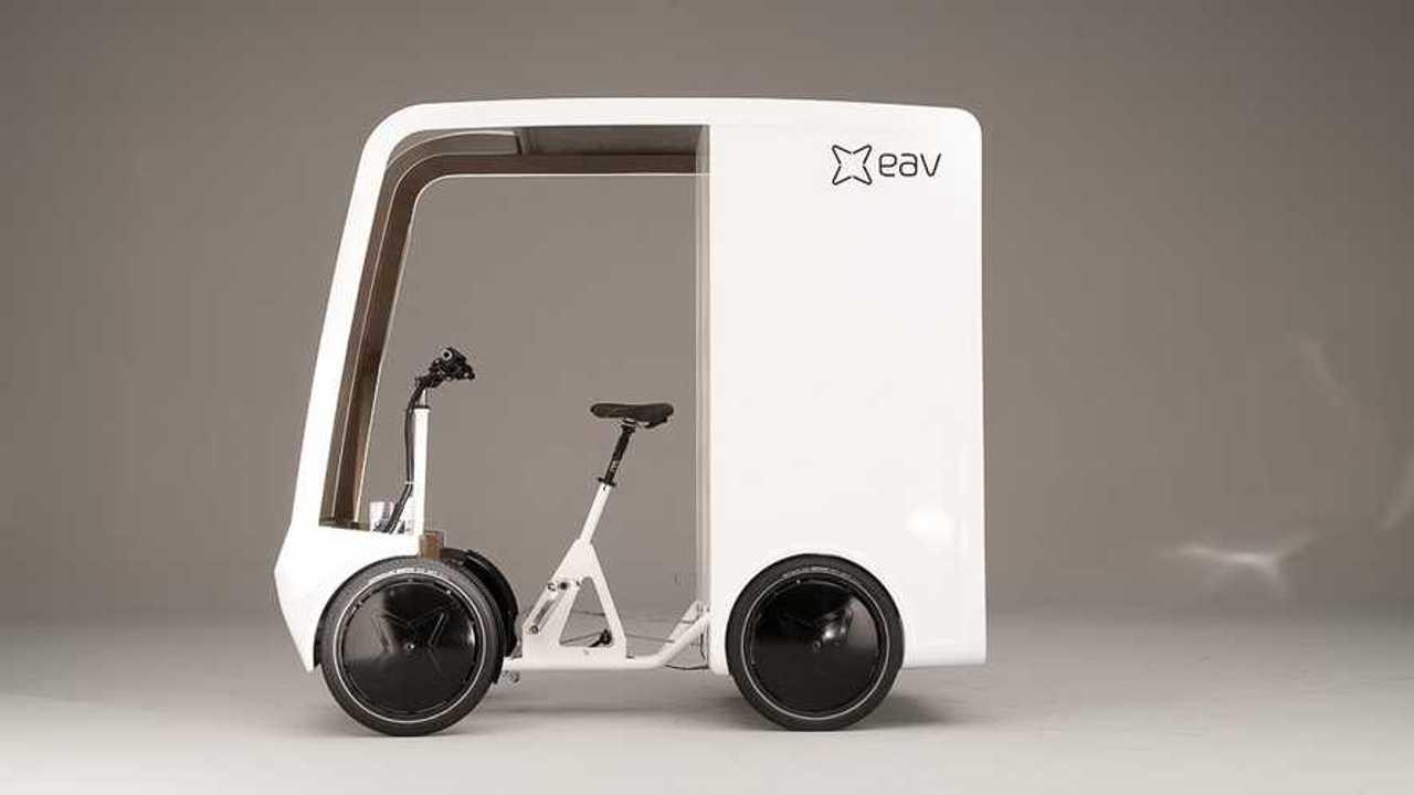 La bici eCargo viene lanciata al Summit EV di Oxford