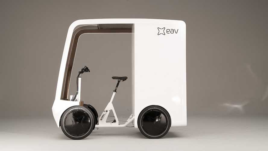 eCargo bike launches at Oxford EV Summit