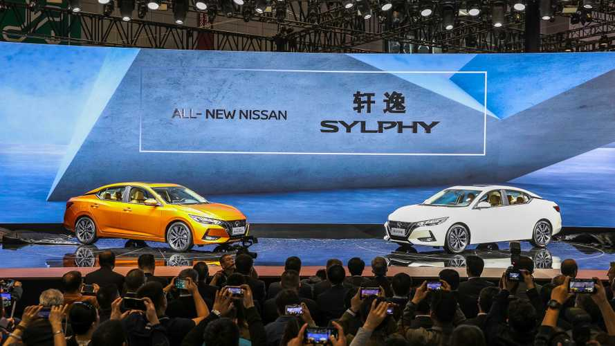 Nissan Sylphy 2019