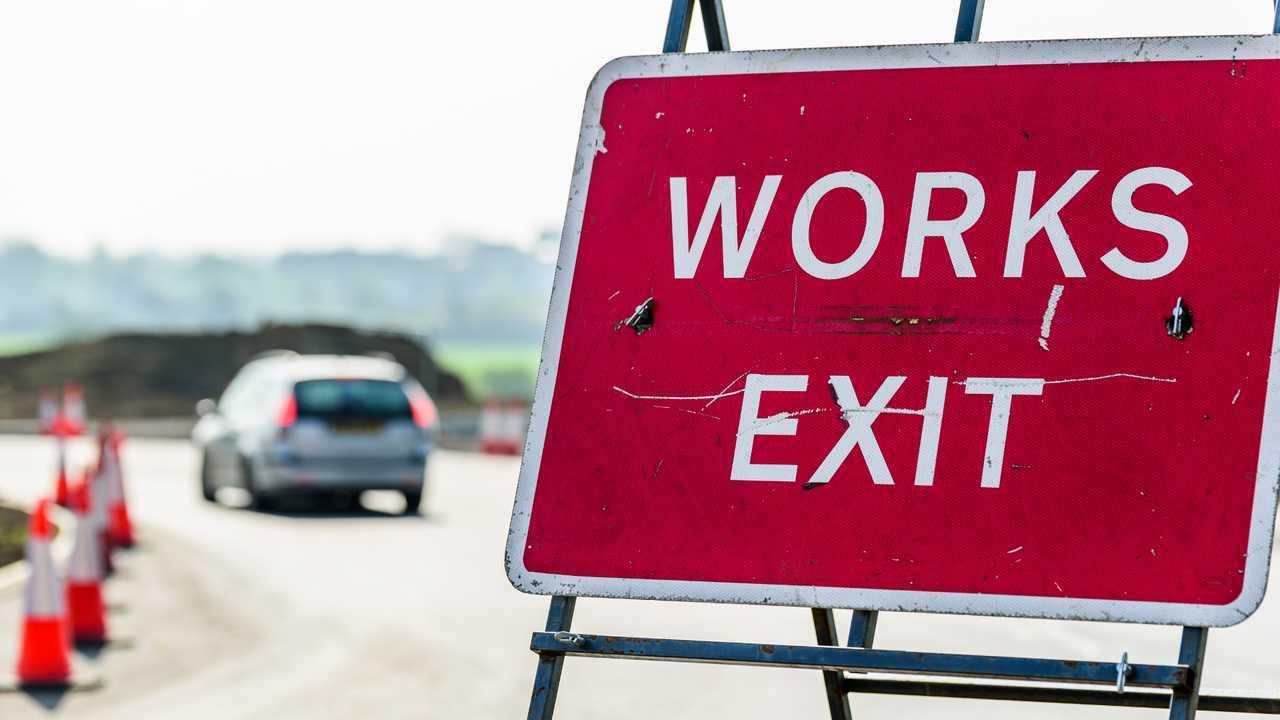 Works Exit roadworks, İngiltere otoyoluna imza attı