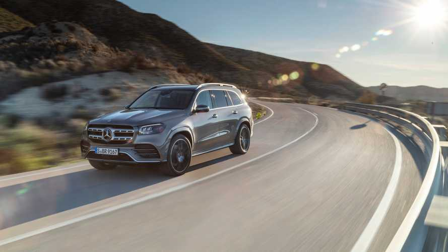 Mercedes-Benz GLS (2019)