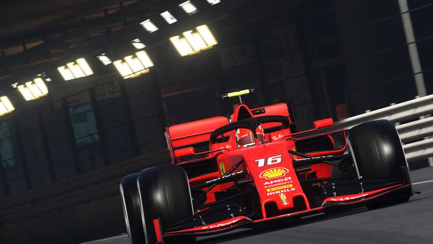 F1 2019 game to allow official driver transfers