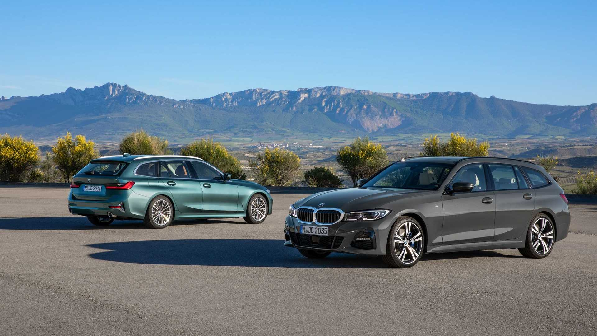 2020 BMW 3 Series Edrive Phev Redesign and Concept