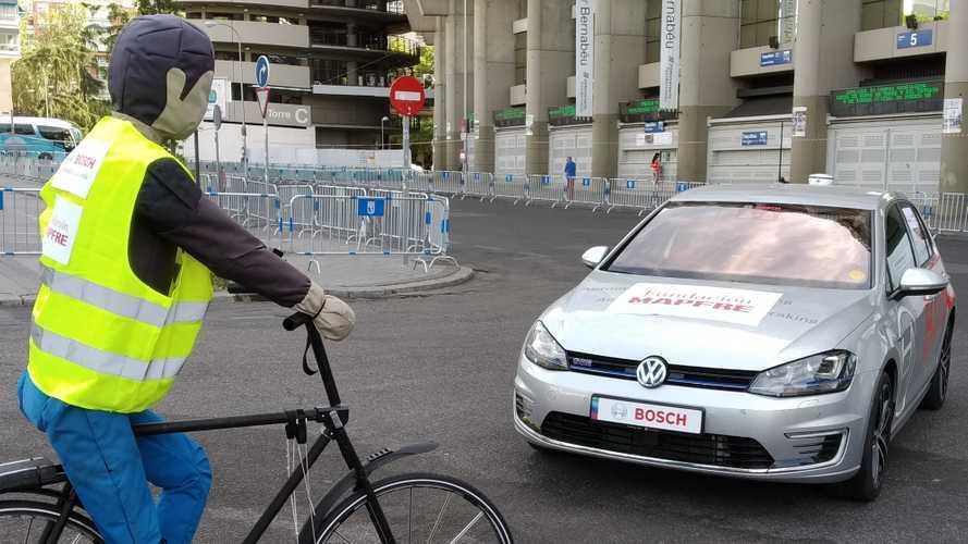 BOSCH y MAPFRE, trabajando por la seguridad de ciclistas y conductores