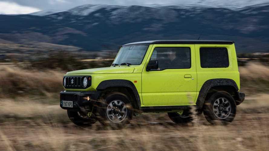 El Suzuki Jimny seguirá a la venta en España durante 2020