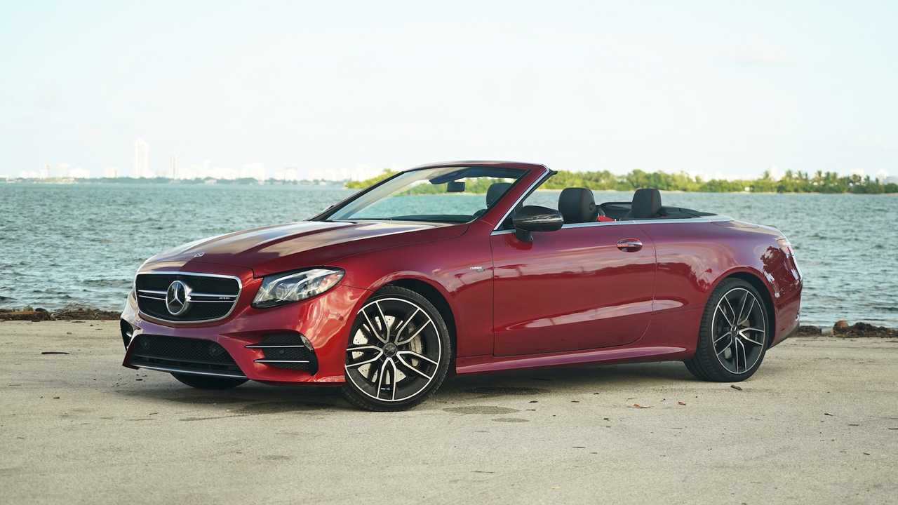 2019 Mercedes Amg E53 Cabriolet Review Lion S Heart Sheep S Clothing