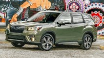 2020 subaru forester pricing