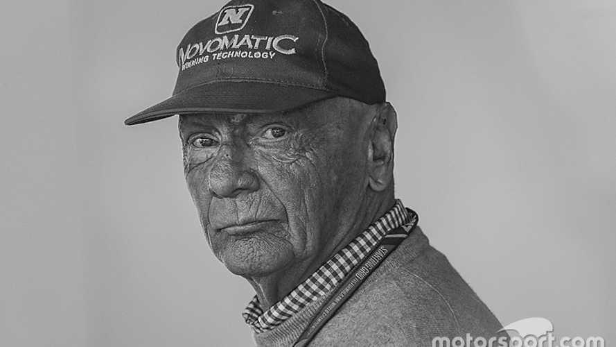 Niki Lauda: Sein Leben in Bildern