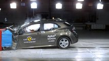 Toyota Corolla, Euro NCAP crash test