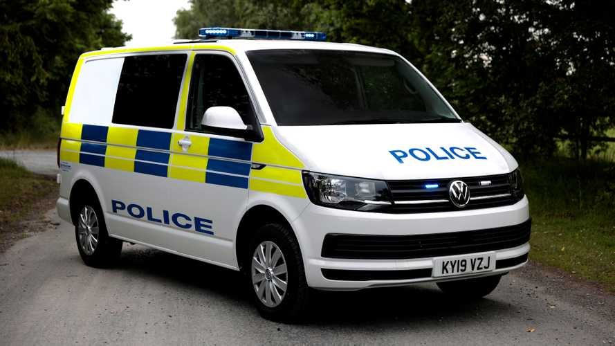 Break the law and get a ride in this new prisoner VW Transporter