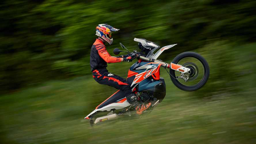 CFMoto To Build KTM-Inspired Adventure Bike?