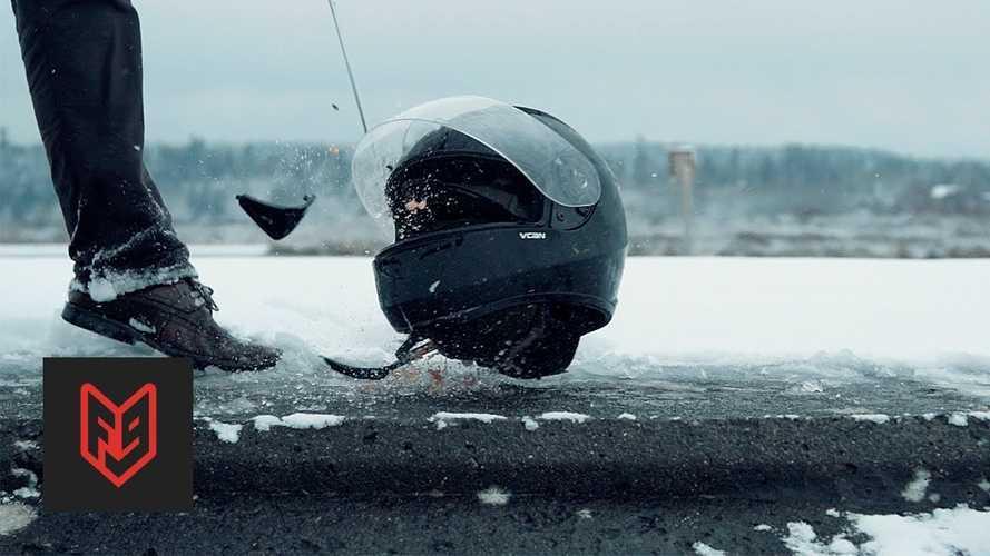 DOT Helmet Testing: Dangerously Inadequate