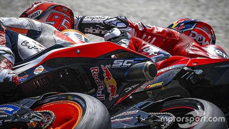 """Puig: """"Ducati se está esforzando mucho, pero aún no ha ganado nada"""""""