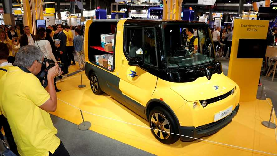 French Post To Test Renault EZ-FLEX