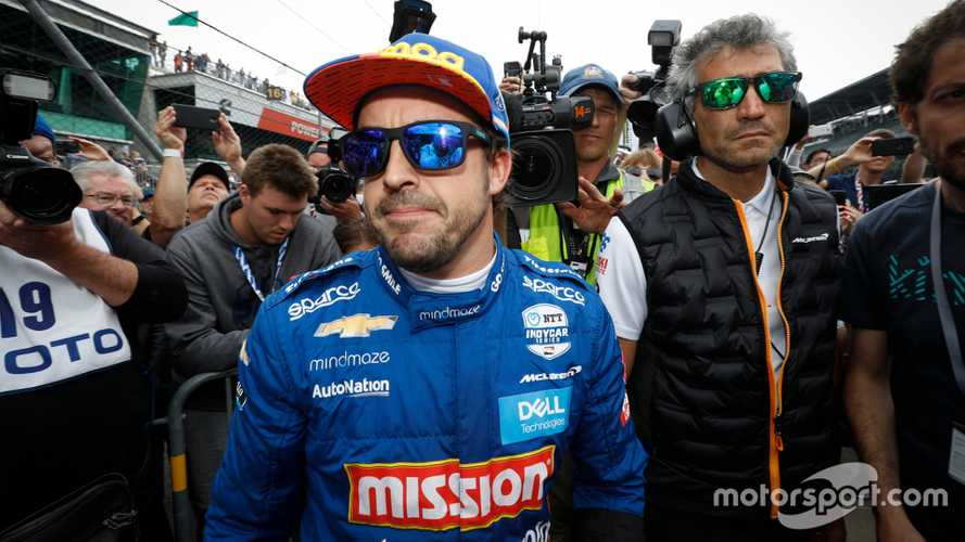Fernando Alonso and McLaren fail to qualify for Indianapolis 500