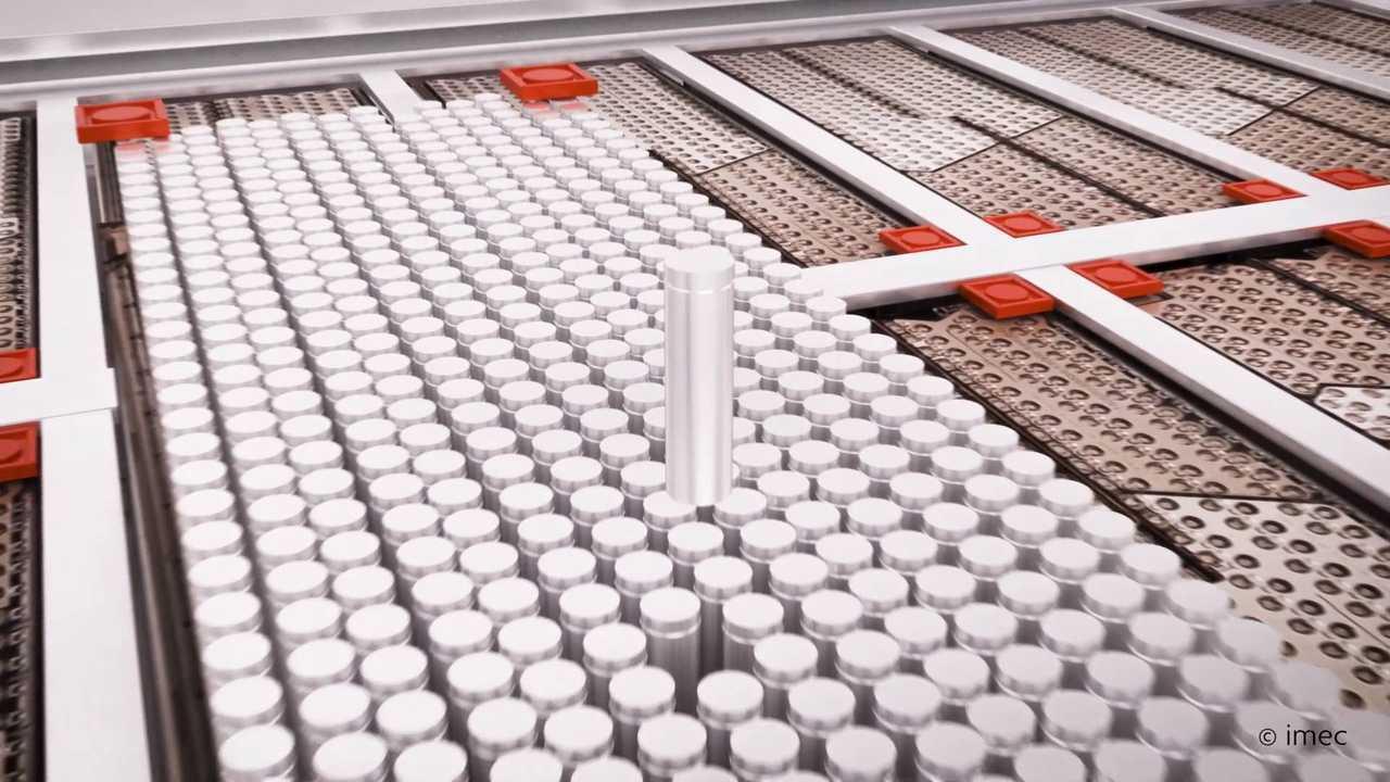 Imec raddoppia la densità di energia delle batterie a stato solido