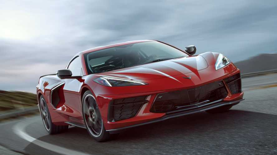 2020 Corvette Reportedly Pipes Fake Engine Noise In Through Speakers [UPDATE]