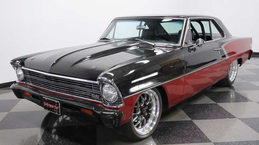 Steal The Spotlight In A 1967 Chevrolet Nova SS Build