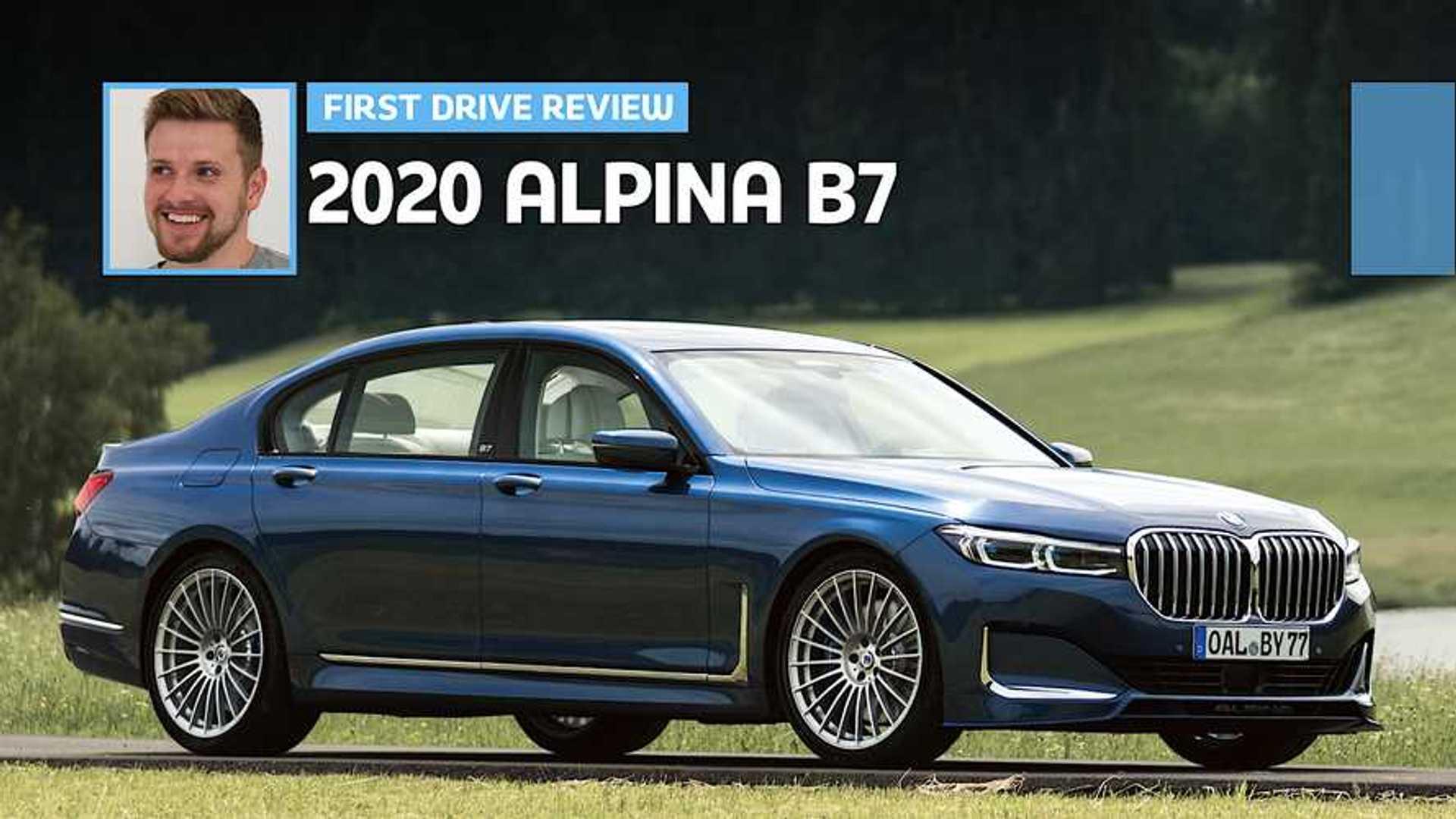 2020 Alpina B7 First Drive: Velvet Sledgehammer
