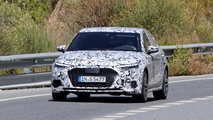 2021 Audi S3 Sportback spy photos