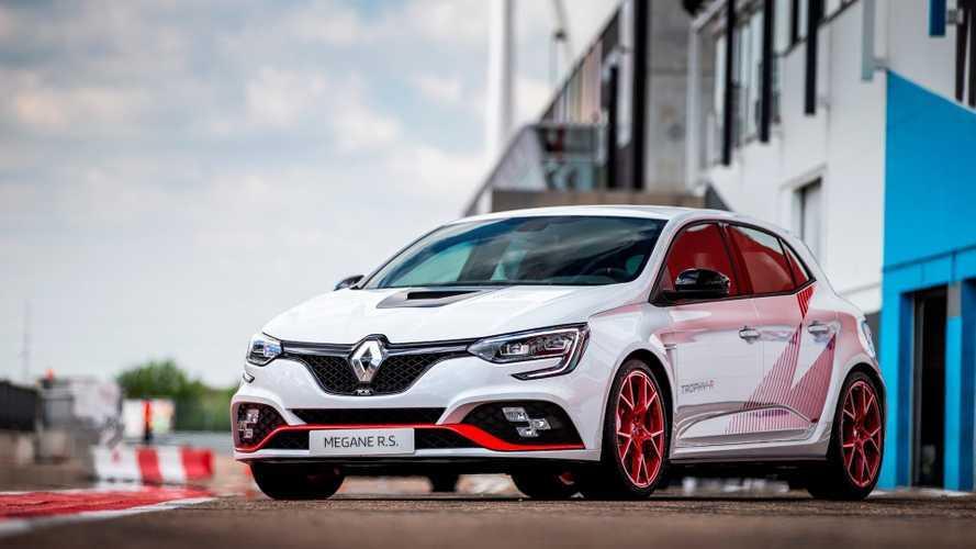 "Renault Megane R.S. Trophy-R, l'anteriore più veloce al ""Ring"""