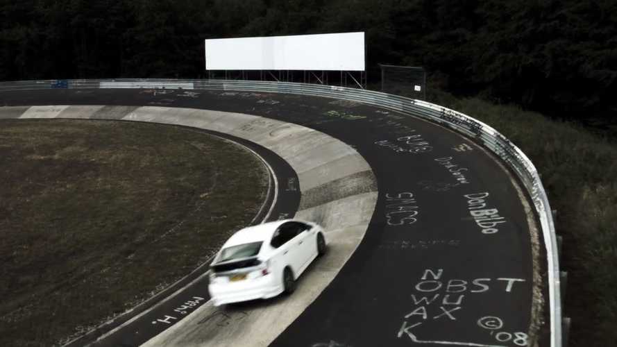 Toyota Prius Plug-In Hybrid Sets Nurburgring Lap Record - Video