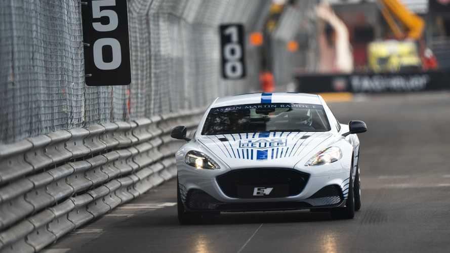 Aston Martin'in EV planları rafa kalktı