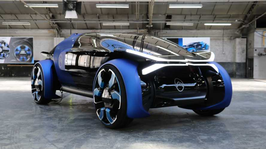 Citroën 19_19 Concept Is An Aviation-Themed EV That Exudes Comfort