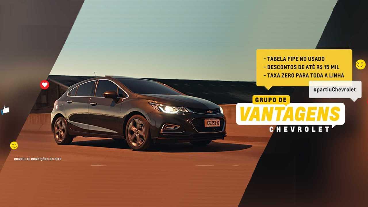 Chevrolet - Grupo de Vantagens